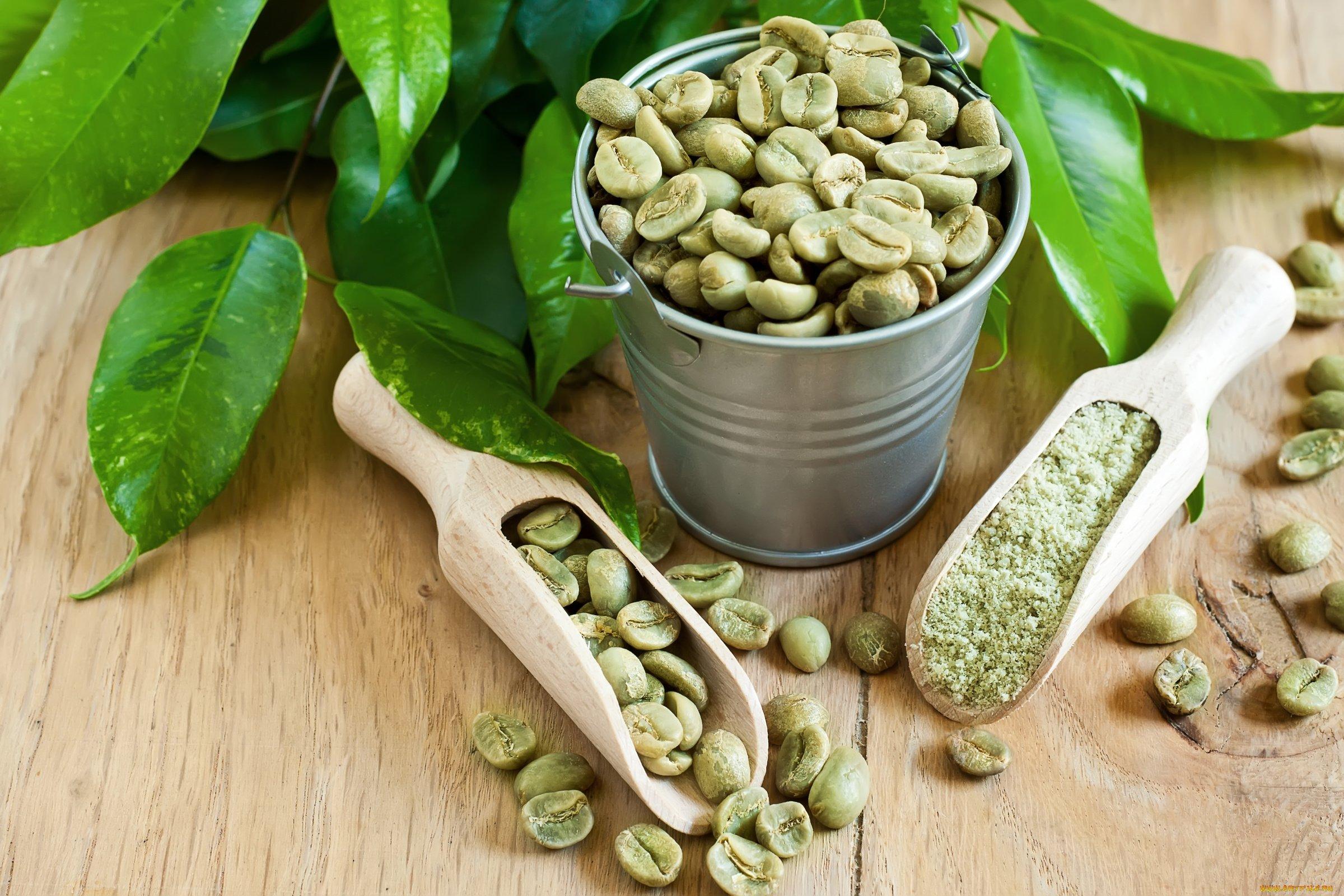 eda-kofe--kofejnye-zyorna-zelenyj-zerna-830380
