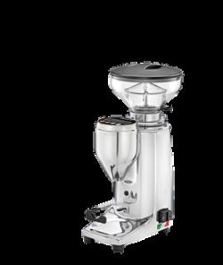 Кофемолка Quamar Q50E Polished Aluminum (С цифровым таймером)