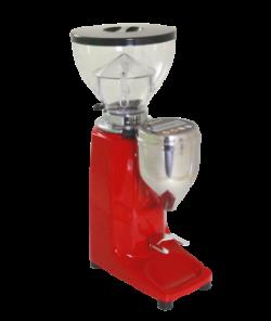 Кофемолка Quamar Q50E Red (C цифровым таймером)
