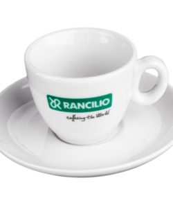 Белая чашка для эспрессо от Rancilio