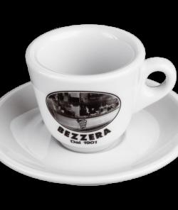 Белая чашка 70 мл. для эспрессо от Bezzera