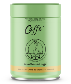 Кофе Espresso Perfetto Crema Aroma 250 г