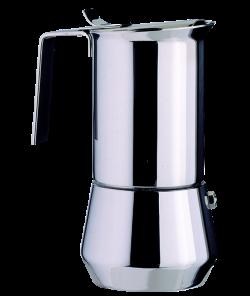 Гейзерная кофеварка Ilsa Express (на 9-10 чашек)