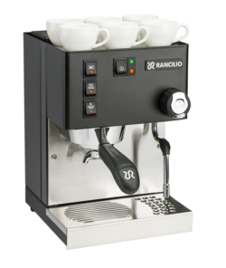 Кофемашина Rancilio Silvia Eco 2020 Black