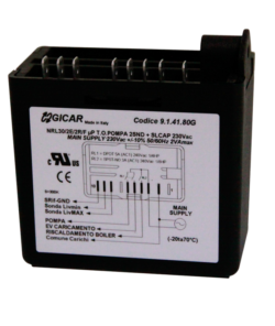 Управление BFC Electronics GICAR NRL30 / 2E / 2R / F