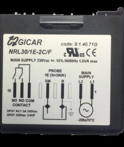 Электроника – управление для двухконтурных систем Isomac