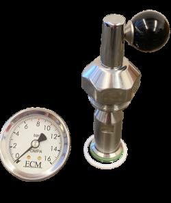 Клапан давления ECM E61