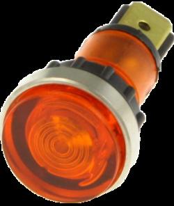 Оранжевая лампа Bezzera