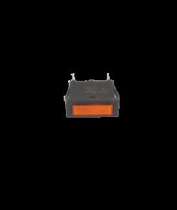 Контрольная лампа оранжевая Rancilio Silvia