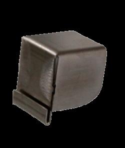 Металлические кронштейны для самореза, набор из 2
