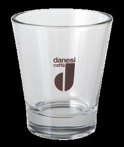 Стеклянный стакан для эспрессо от Danesi