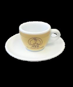 Чашка для эспрессо 62 мл от Espresso Perfetto желтая