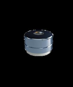 Нержавеющая сталь Quamar + алюминиевый синий темпер регулируемый 58 мм