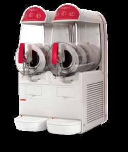 Гранитор UGOLINI NG Easy 6-2 Белый 2 х 6 литровый контейнер